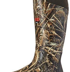 "LaCrosse Men's Alphaburly Pro 18"" 800G Hunting Shoes, Realtree Max-4"