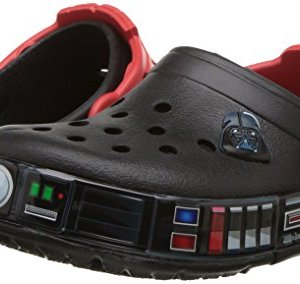 Crocs Kids Fun Lab Lights Clog Luke Skywalker | Light Up, Slip On Water Shoes