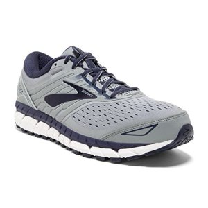 Brooks Mens Beast '18 - Grey/Navy/White - 13.0-2E Wide