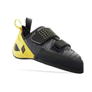 Black Diamond Mens Zone Climbing Shoes, Curry, 11.5 D(M) US