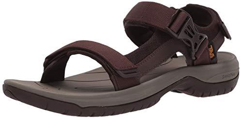 TANWAY Men;s Leather Sport Sandal