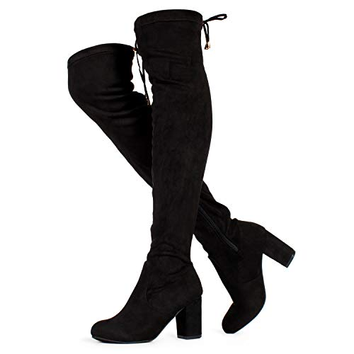RF ROOM OF FASHION Chateau Women's Over The Knee Boots