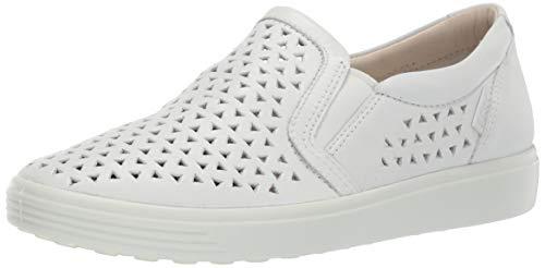 ECCO womens Soft 7 Laser Cut Slip-on Sneaker