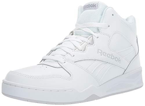 Reebok Men's Hi 2 Sneaker, White/Light Solid Grey