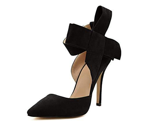 Z&L Fashion Women's Pointy Toe High Heel Stiletto