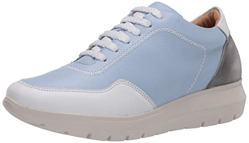 Brothers United Women's Made in Brazil Luxury Leather Fashion Sneaker