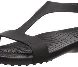 Crocs Women's Serena Sandals, Black/Black