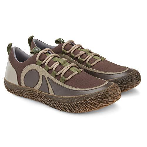 Hybrid Green Label Men's Heritage Low Top Casual Shoe Sneaker