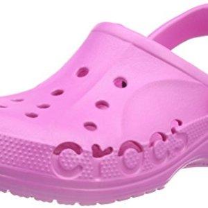 Crocs Unisex Baya Clog, Party Pink