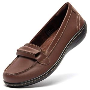 Artisure Women's Genuine Leather Loafers Ladies Moccasins