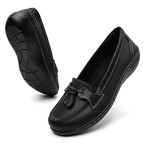 Maichal Loafers for Women Flats Shoes Slip On