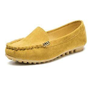 Aniywn Women's Flats Loafers Casual Soft Walking Slip-On
