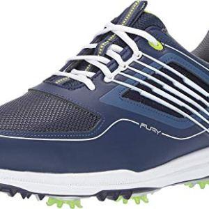 FootJoy Men's Fury Golf Shoes Blue 11 M