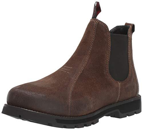 KEEN Utility Women's Seattle Romeo Mid Alloy Toe Pull On Work Boots