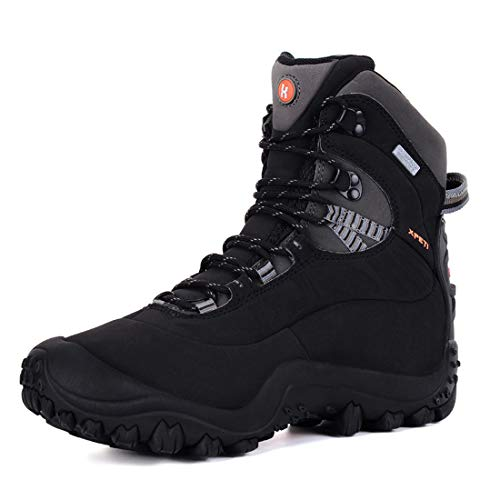 XPETI Women's Thermator Mid High-Top Waterproof Boot