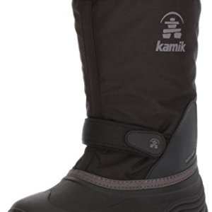 Kamik unisex child Waterbug5 Snow Boot
