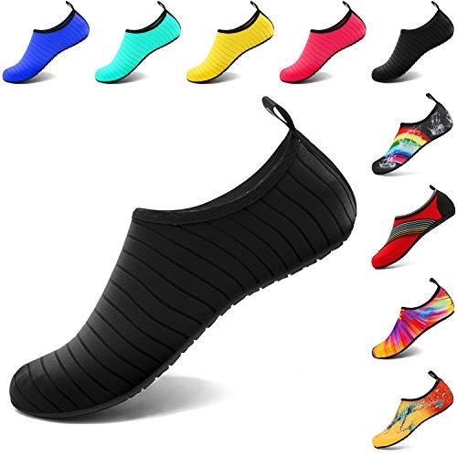 VIFUUR Water Sports Unisex Shoes Black