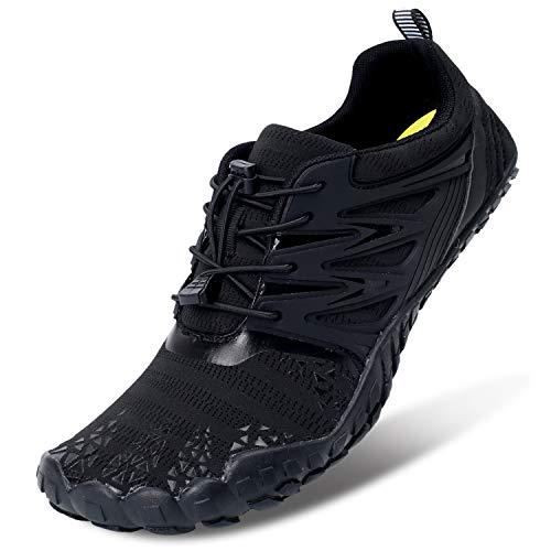 Mens Water Shoes Swim Surf Beach Pool Shoes Black