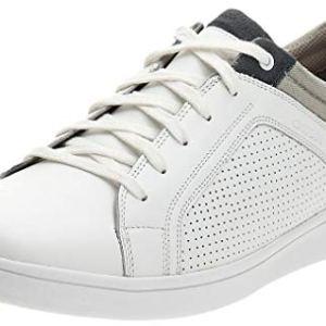 Geox Men WARRENS 20 White Sneakers