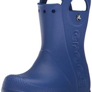 Crocs Kids' Handle It Rain Boots, Easy On for Toddlers