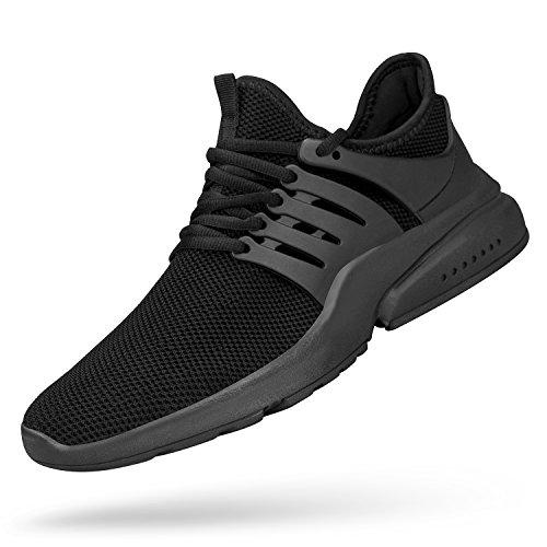 Feetmat Men's Non Slip Work Shoes Lightweight