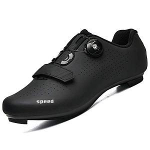 LakeRom Cycling Shoes for Men Women
