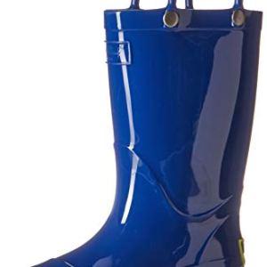 Western Chief Kid's Waterproof PVC Light-Up Rain Boot