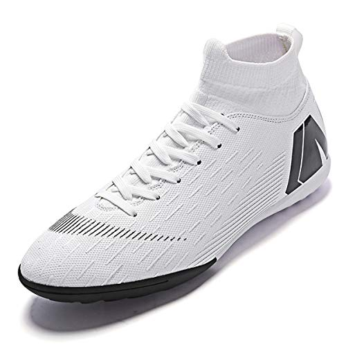 Soccer Boots Shoes for Big Boy - Turf Indoor Youth Football Shoes