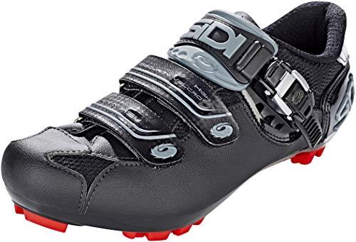 Sidi Dominator 7 SR Cycling Shoe Shadow Black