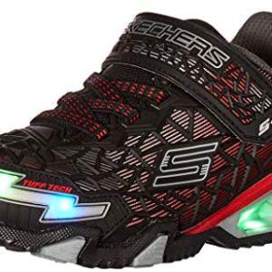 Skechers boys Lighted, Lighs, Lighted, Sport Lighted Sneaker