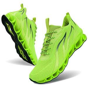 MOSHA BELLE Track Shoes Mens Distance Walking