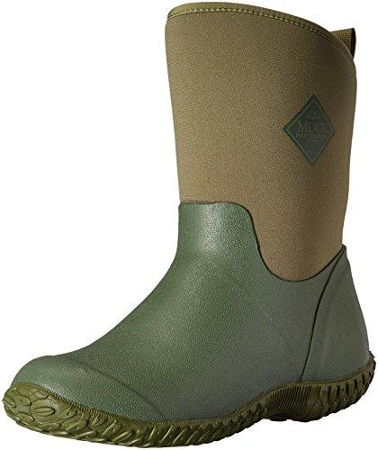 Mid-Height Women's Rubber Garden Boots