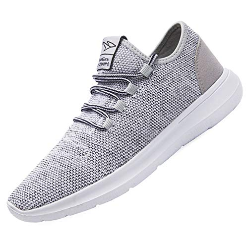 Men's Running Shoes Fashion Breathable Sneakers Mesh