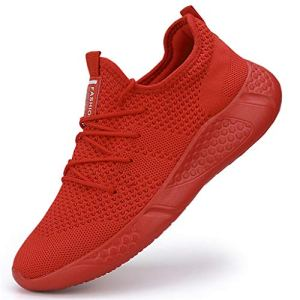Damyuan Men's Sneakers Lightweight Breathable Sports Shoes