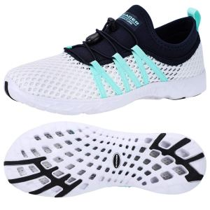 ALEADER Womens Water Shoes, Summer Tennis Walking Shoes