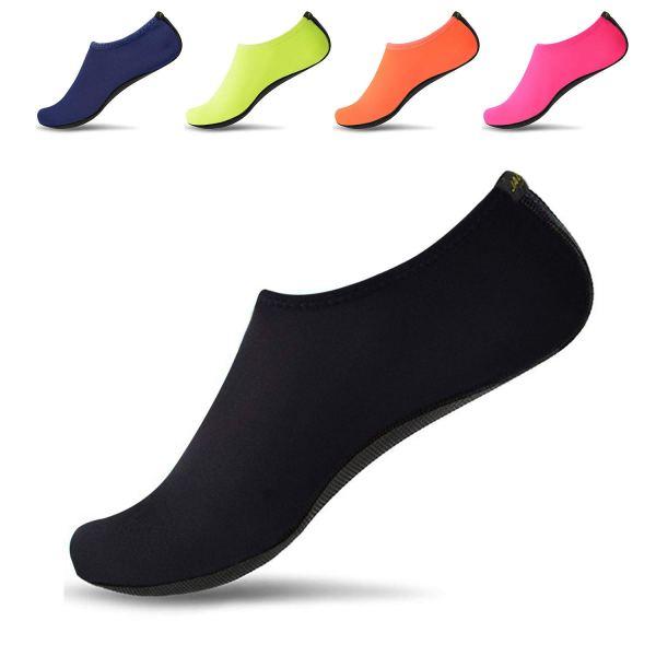 JACKSHIBO Men Women Quick-Dry Water Skin Shoes