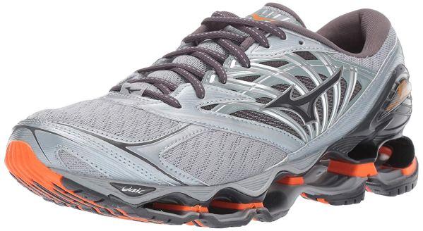 Men's Wave Prophecy 8 Running Shoe Quarry-graphite