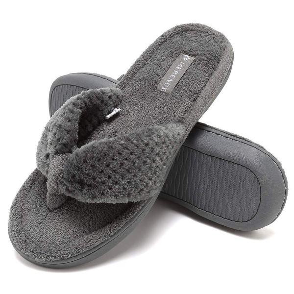 CIOR Fantiny Women's Cozy Memory Foam Indoor Slippers