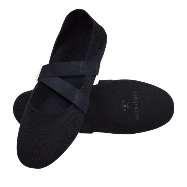 Ballet Shoes/Slippers for Women, Full Sole Stretch Dance Shoes