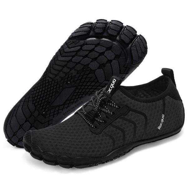 Racqua Water Shoes Quick Dry Barefoot Beach