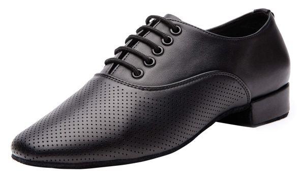 Gogodance Men's Boys Breathable Ballroom Dance Shoes