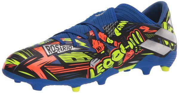 Adidas mens Nemeziz Messi 19.3 Firm Ground Soccer Shoe