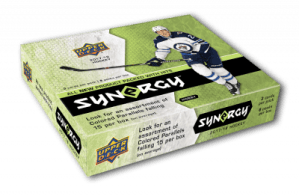 17-18 Upper Deck Synergy Hobby Box