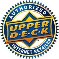Upper Deck Authorized Internet Retailer Logo