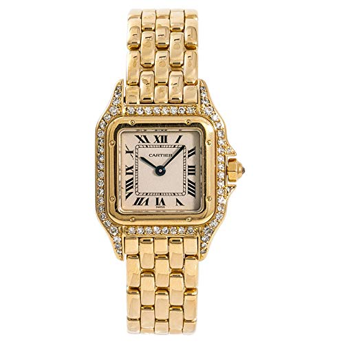 Cartier Panthere de Cartier Quartz Female Watch Unknown