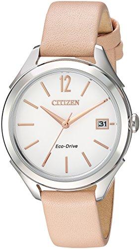 Citizen Women's 'Drive' Quartz Stainless Steel Watch