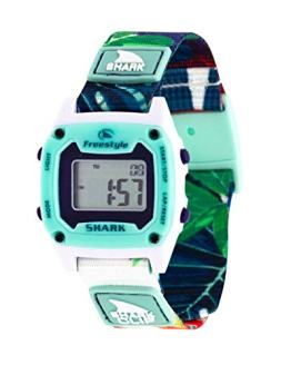 Freestyle Shark Mini Clip Aloha Paradise Green Unisex Watch
