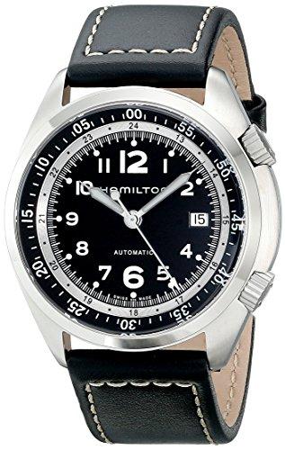 Hamilton Men's Khaki Aviation Stainless Steel Watch