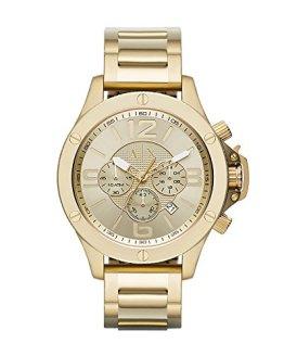 Armani Exchange Men's AX1504 Gold Watch