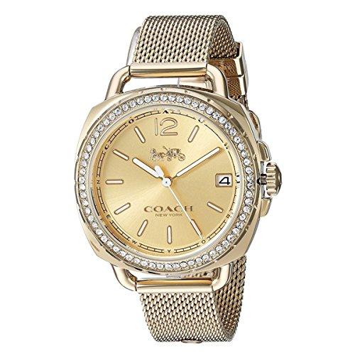 COACH Women's Tatum - Gold Watch